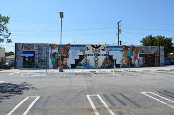 Bienvenidos wellness center in East Los Angeles
